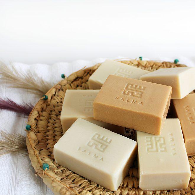 SALMA LOVES BEAUTY: Des savons et produits de bain naturels fabriqués au Liban