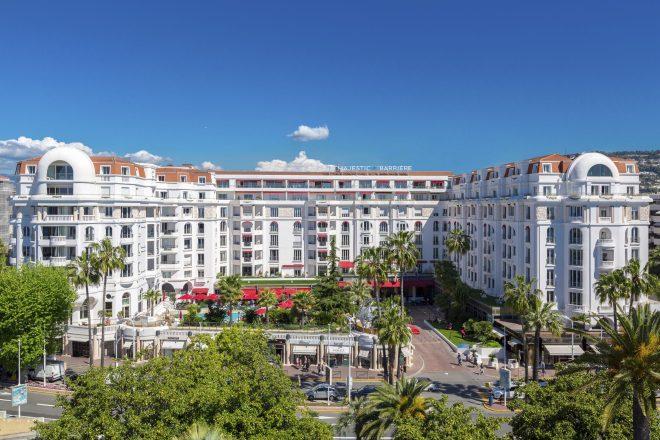 C'est officiel: L'hôtel Barrière Le Majestic à Cannes confirme sa réouverture le 12 mai