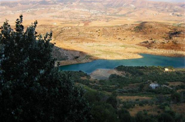 Litani river, Lebanon