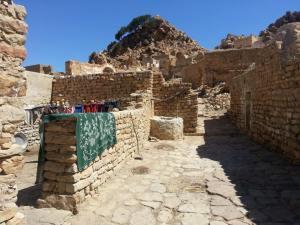 villaggio berbero, Tunisia. Ph. Valentina Stella