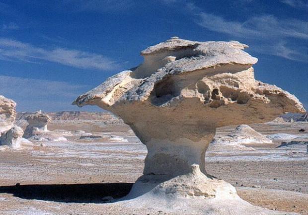 White Desert. Egitto. Ph. Silvia Dogliani