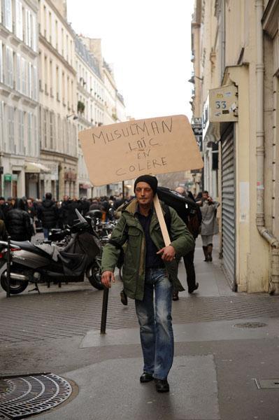 Manifestazione Parigi_JeSuisCharlie