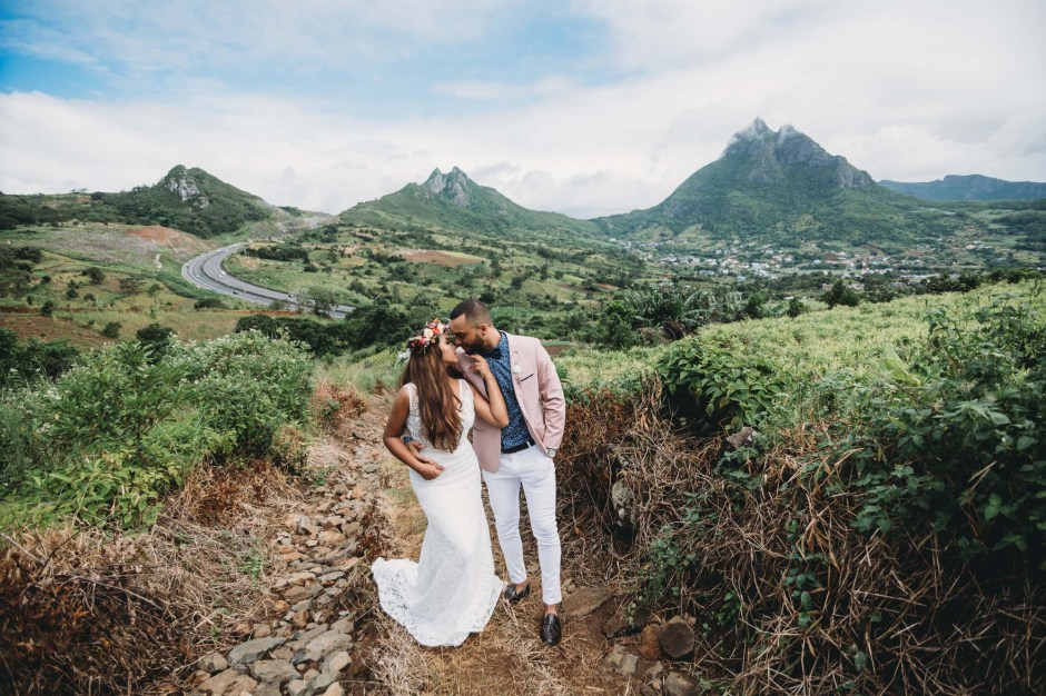 Pre Wedding Photography in Mauritius