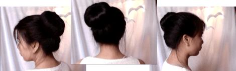 Gutsy side bun: An alternative side bun