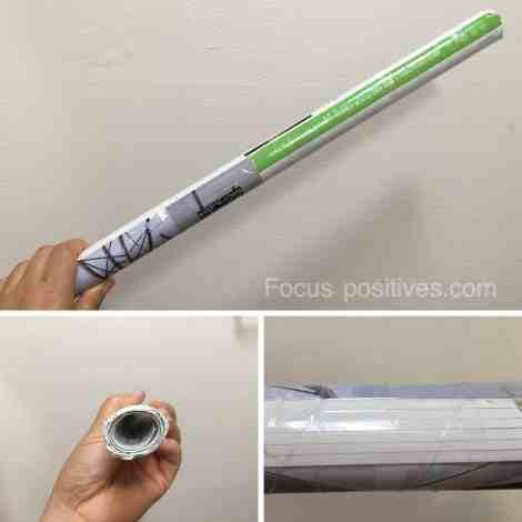 paper massage wand