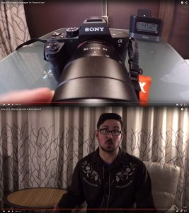 Sony flew out a bunch of bloggers for an a7R II preview, and put them up in the same hotel (e.g., Huff on top, Videomaker on bottom). That expense makes its way into your retail price.
