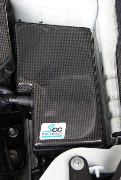 Honda Civic Fuse Box Focus Rs Mk2 Carbon Fibre Fuse Box Cover Scc Performance