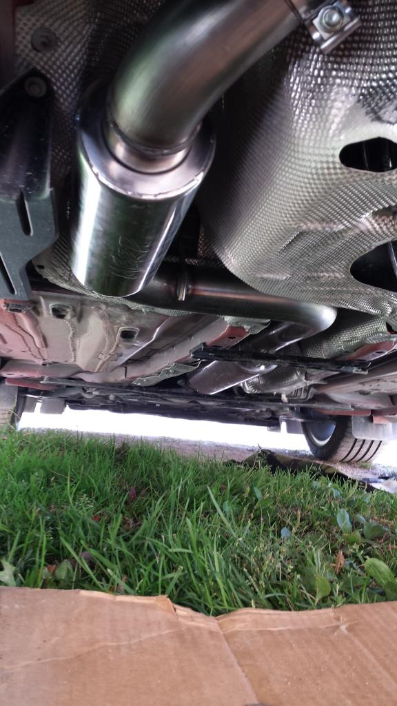 mbrp xp series exhaust ford focus st