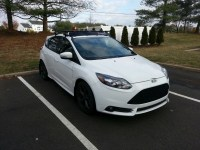 2014 Ford Focus Roof Rack. INNO IN SU Roof Rack. Ford ...