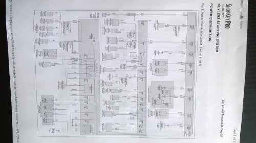 small resolution of st wiring diagram electrical wiring diagram wiring diagram for sds ds4e ml2dc24v 2015 focus st3