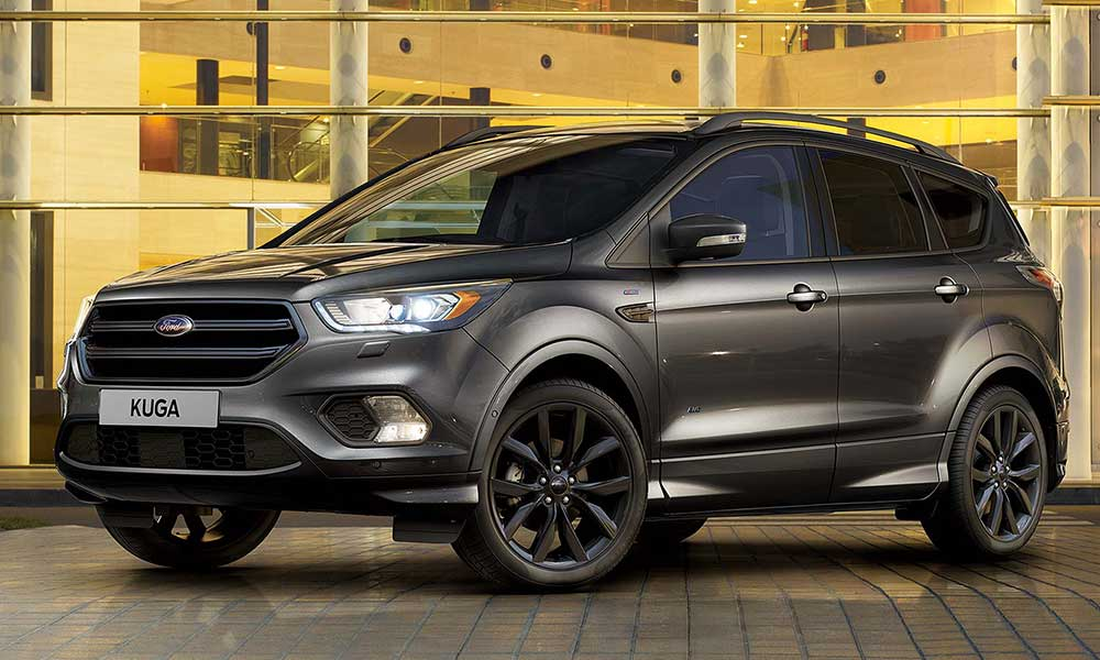 2017 New Ford Kuga Review, Tech Specs and Price