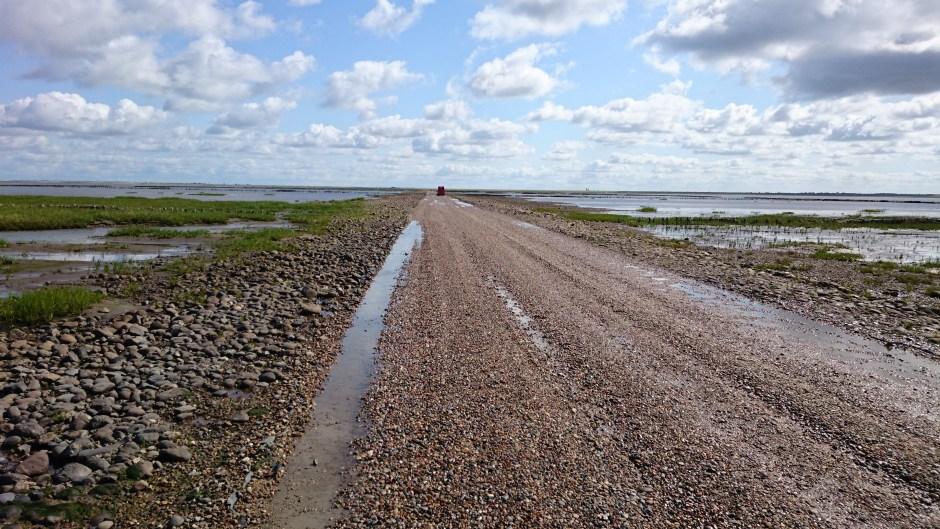 Vejen til Mandø