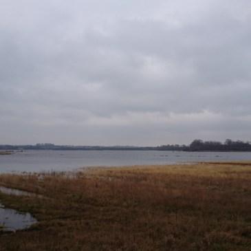 Vandring langs søer og fjorde