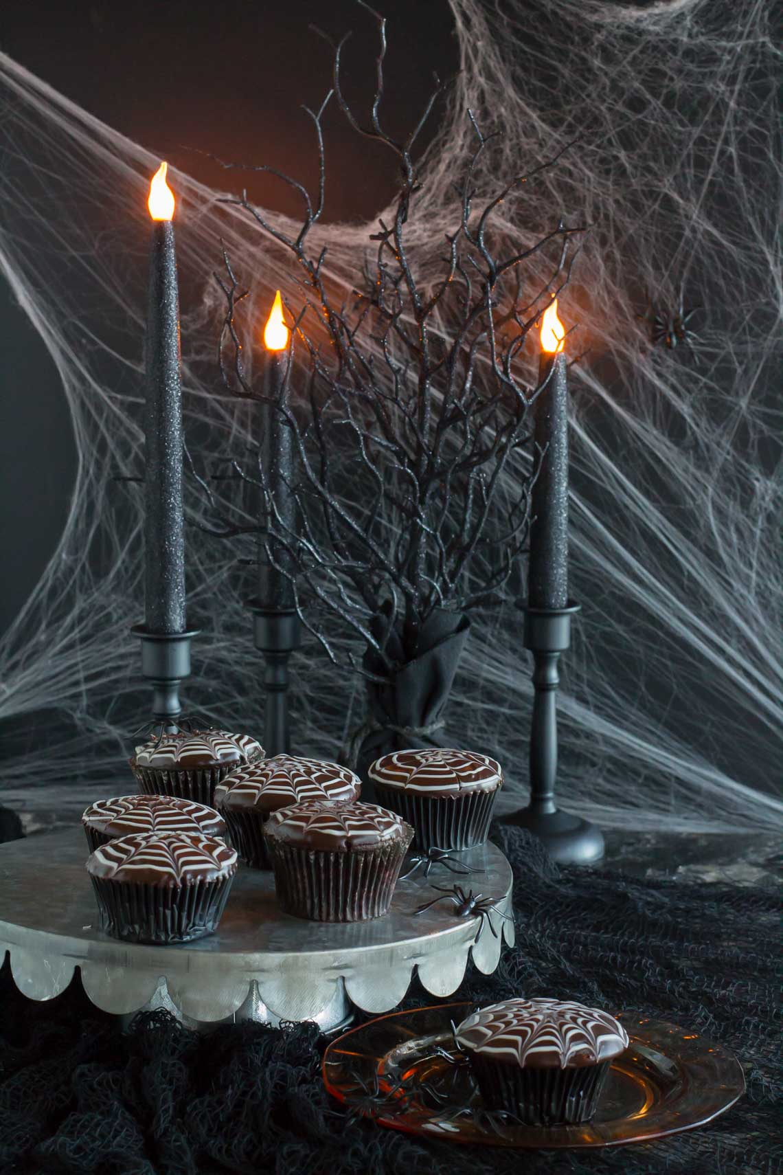 Halloween And Beyond: How To Decorate With Spider Webs