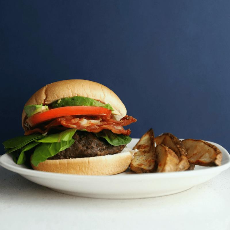 Low FODMAP Hamburgers