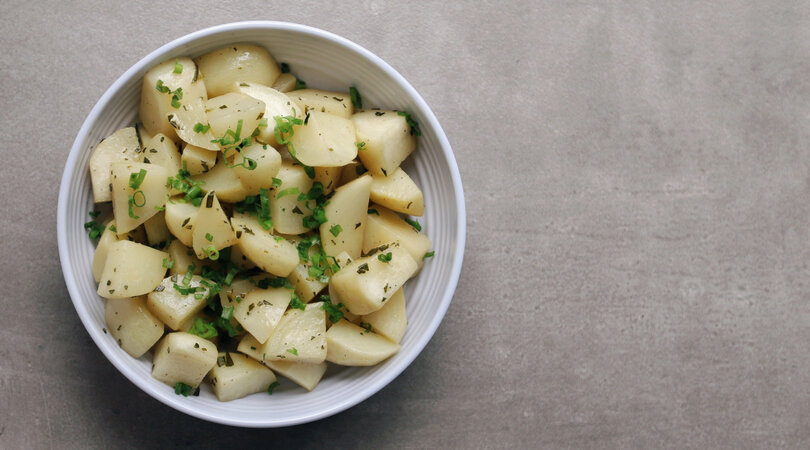 Low FODMAP Braised Turnips