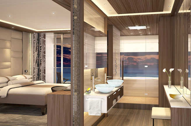 10 Most OvertheTop CruiseShip Suites  Fodors