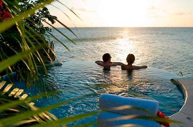 Worlds 15 Best Spas With a View  Fodors Travel Guide