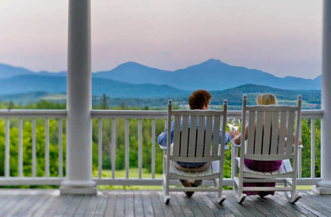 10 Best Hotel Porches in the US  Fodors Travel
