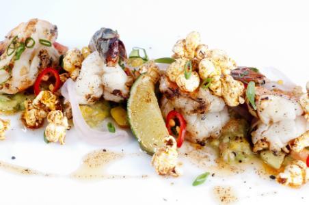 Marmalade shrimp