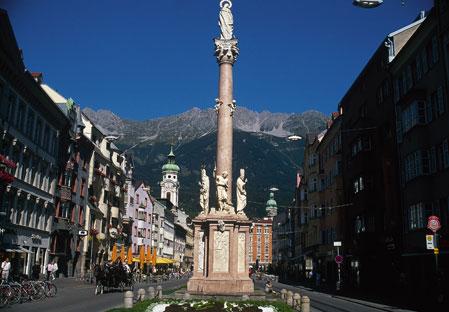 Innsbruck Classic Trips Austria And Switzerland
