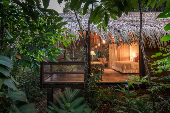 Anavilhanas Jungle Lodge Review  Manaus  Fodors Travel