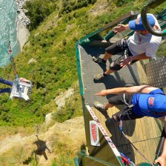 Swing Chair Over Canyon Revolving Low Back 5 High Octane Adventures In New Zealand Fodors Travel Guide 1 Shotover Jpg