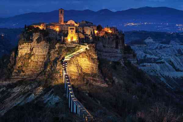 24 Stunning Medieval Mountaintop Villages in Italy
