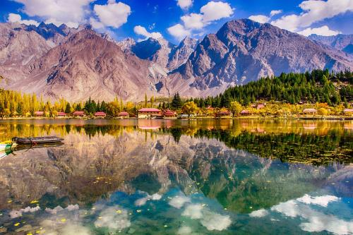 The Most Beautiful, Otherworldly Places Across the Himalayan Mountains