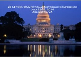2014 National FOD/OAA International Metabolic Conference