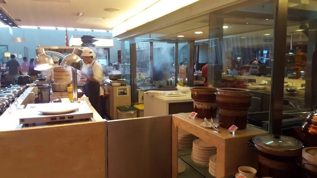 ontbijt traders hotel