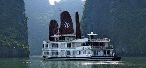 Pelican Cruise, Halong Bay
