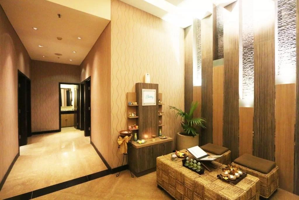 THE BATTERY spa Lobby 2