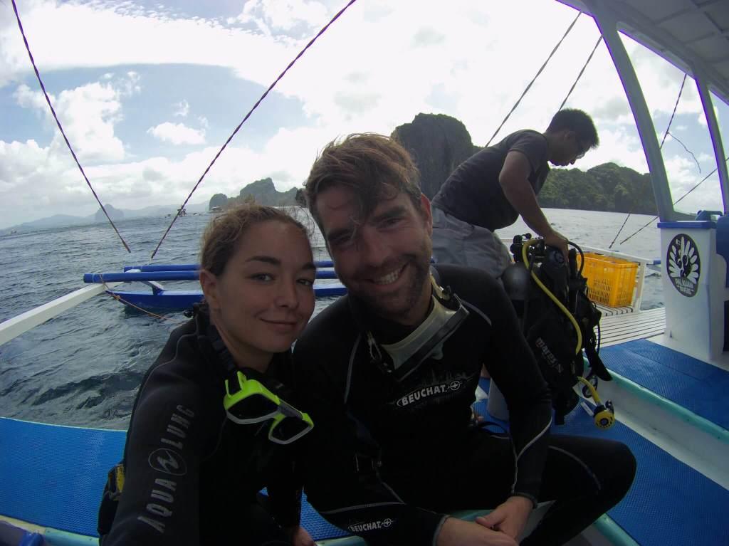 duiken palawan