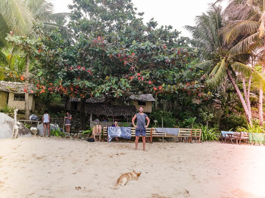 Buhay Isla eiland