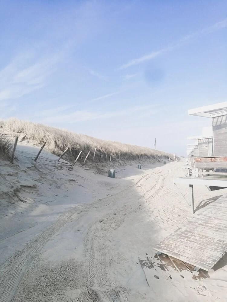 strandhuisjes cadzand