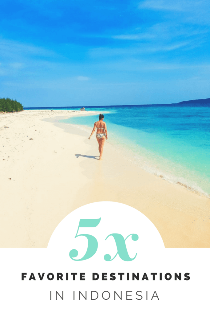 5 favorite places in indonesia