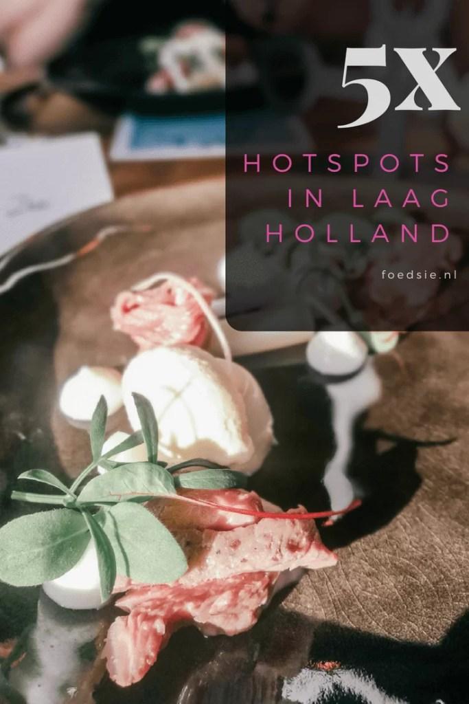 laag holland hotspots