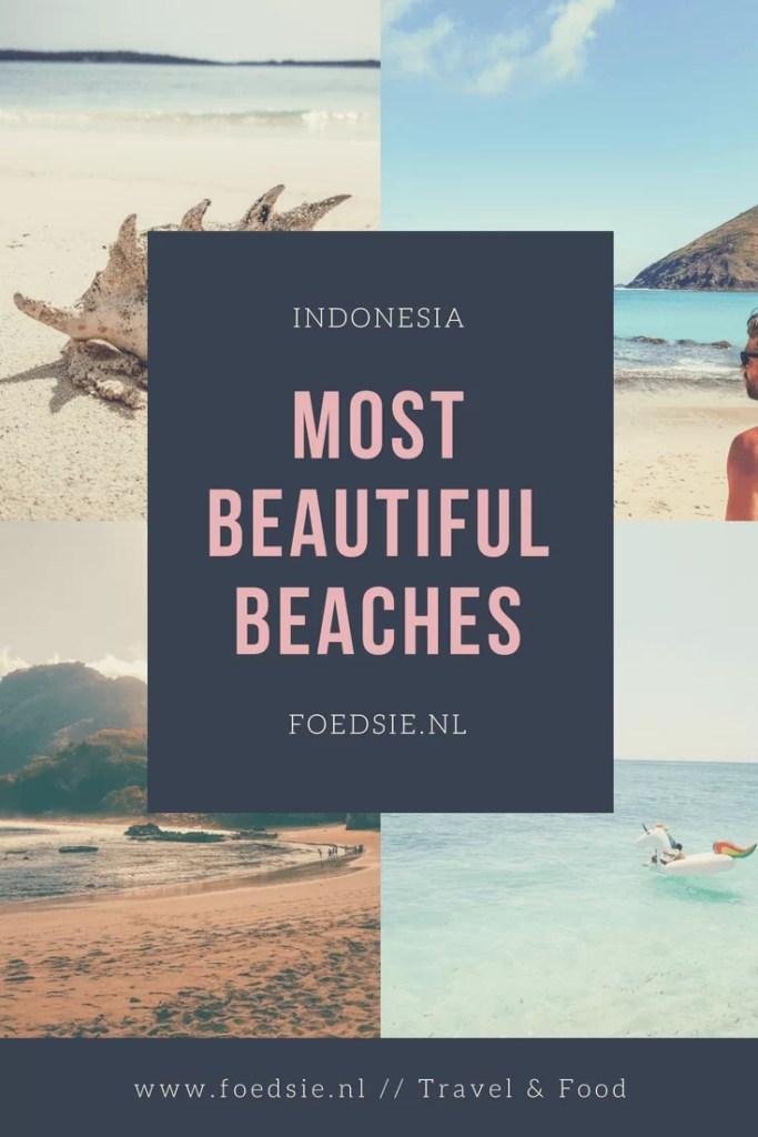 stranden indonesie
