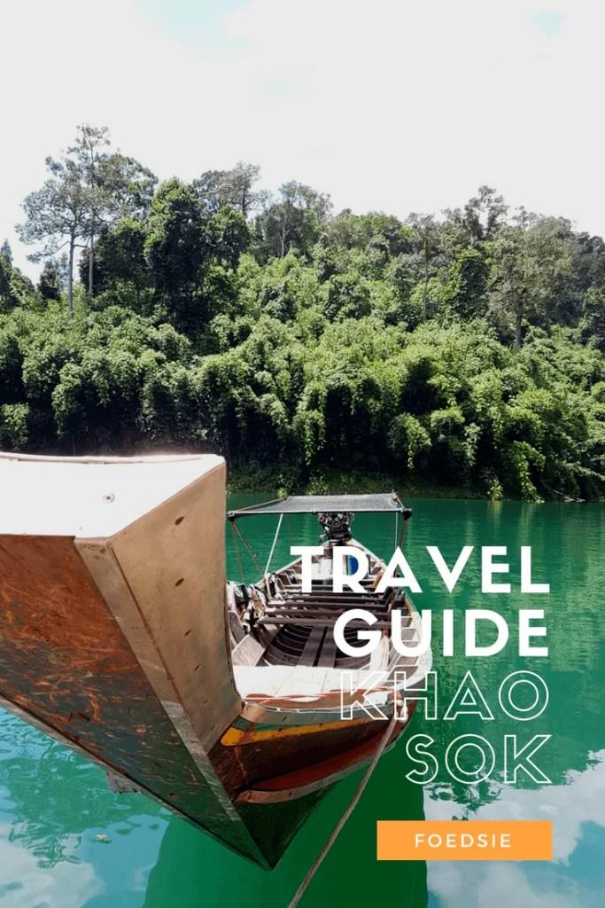 travelguide khao sok