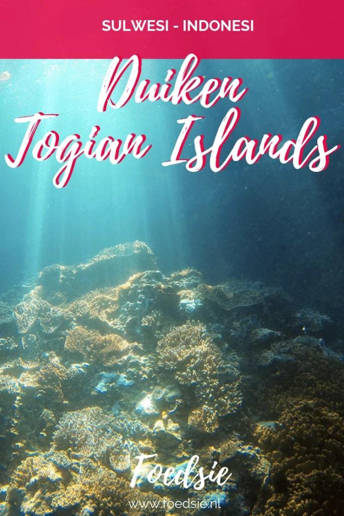 DUIKEN TOGIAN ISLANDS