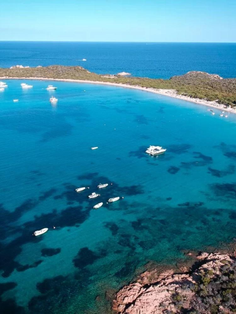route Sardinie 4 weken