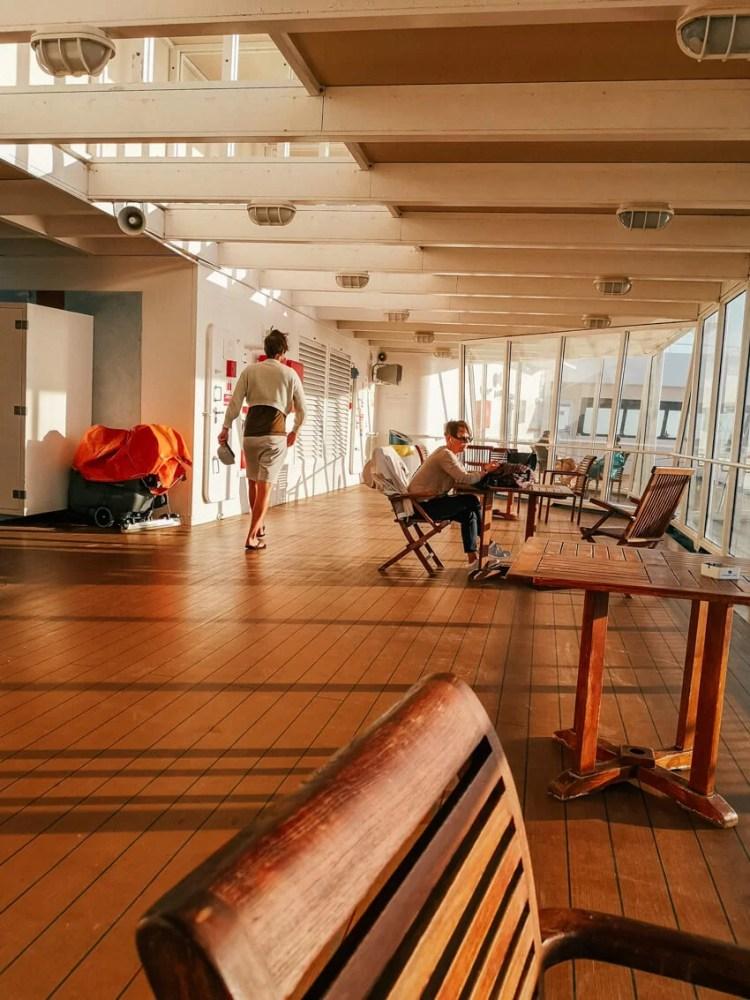 veerboot naar Sardinië