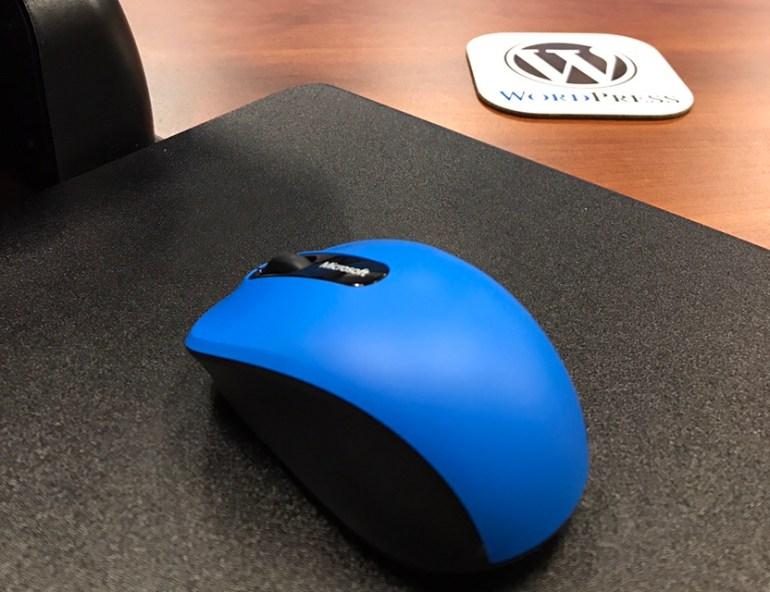 Microsoft Mouse 3600 and Ubuntu 16 04 LTS - Justin Foell