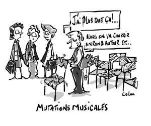 mutations musicales