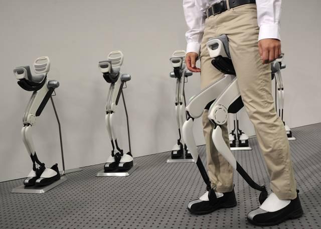 Honda Walking Assist: Cyborg-Beine für Senioren - foerderland