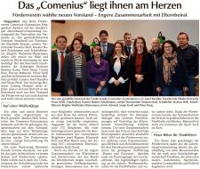 Donau Anzeiger 21.02.2017 - Jahreshauptversammlung 2017