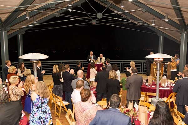 An Incredible Celebration for an Incredible Achievement: Annual Wine with Heart Celebrates Institute's 10-Year Anniversary