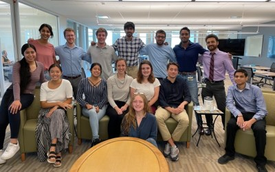 Lefteroff Internship Introduces 15 Students to the Medtech Ecosystem