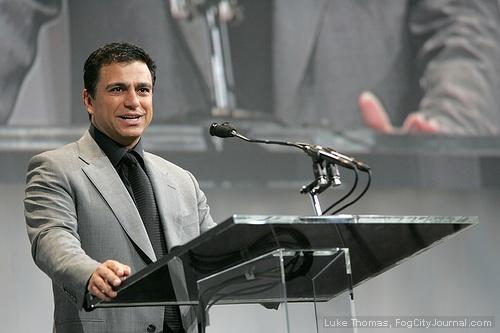 Iranian American Omid Kordestani